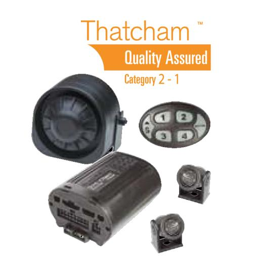 Thatcham Category 2 - 1