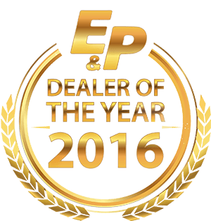 E&P Hydraulics Dealer of the Yeay 2016