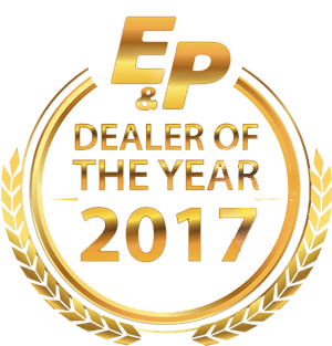 E&P Hydraulics Dealer of the Yeay 2017