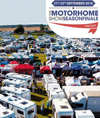 Motorhome Show - Lincoln