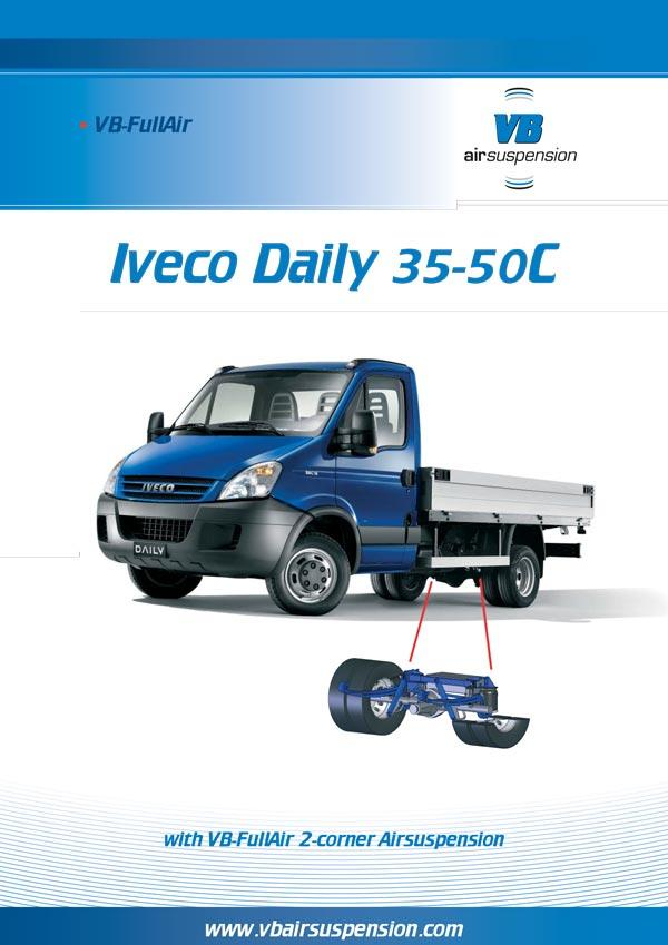 iveco daily 35 - 50c