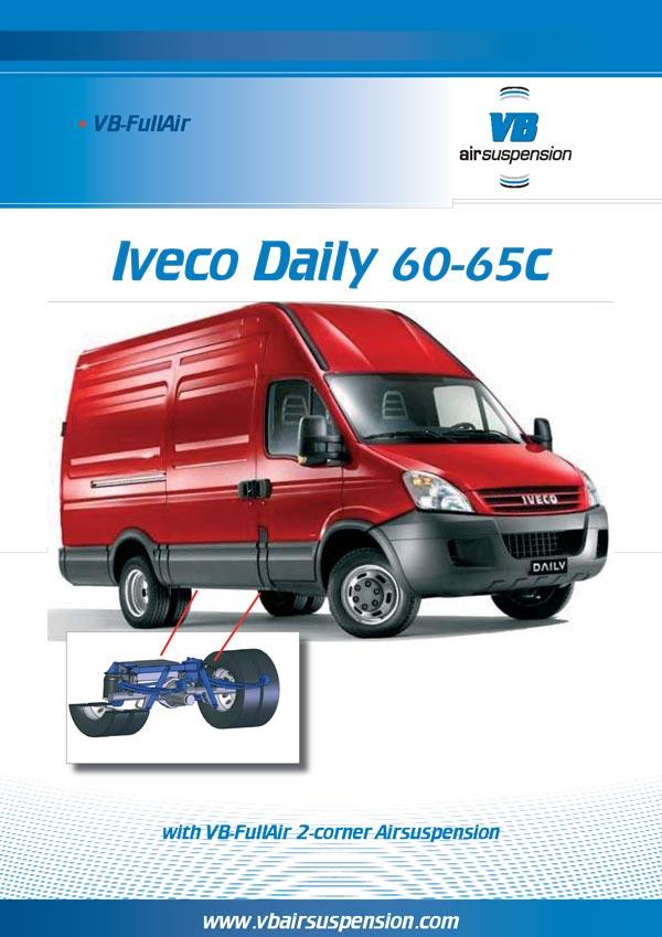 iveco daily 60 - 65c