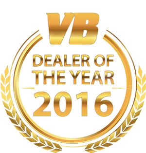 VB Dealer of the Yeay 2016