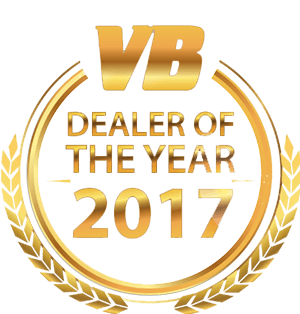 VB Dealer of the Yeay 2017